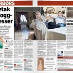 Er Christopher Mørch Husby like populær som bloggprinsessene Ida Wullf, Emilie Nereng eller Ulrikke Lund?