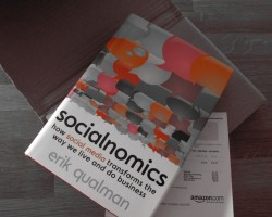 I've got mail today. A new book - Socialnomics by Erik Qualman