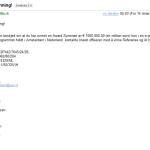 YESS!!!! Jeg har vunnet en million EURO i et postnummerlotteri!!! Hva pokker skal jeg bruke pengene på? Noen forslag??