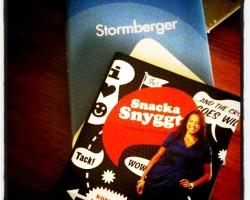 Steinar J. Olsen og Elaine Bergqvist i sommer!