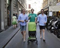 Three Men and a Baby - 2011