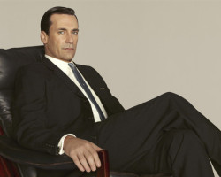 How to get the Mad Men look? [video]