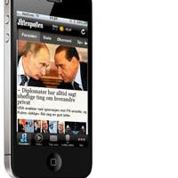 Aftenposten iphone