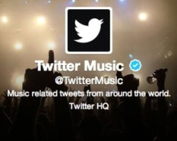 twitter music app