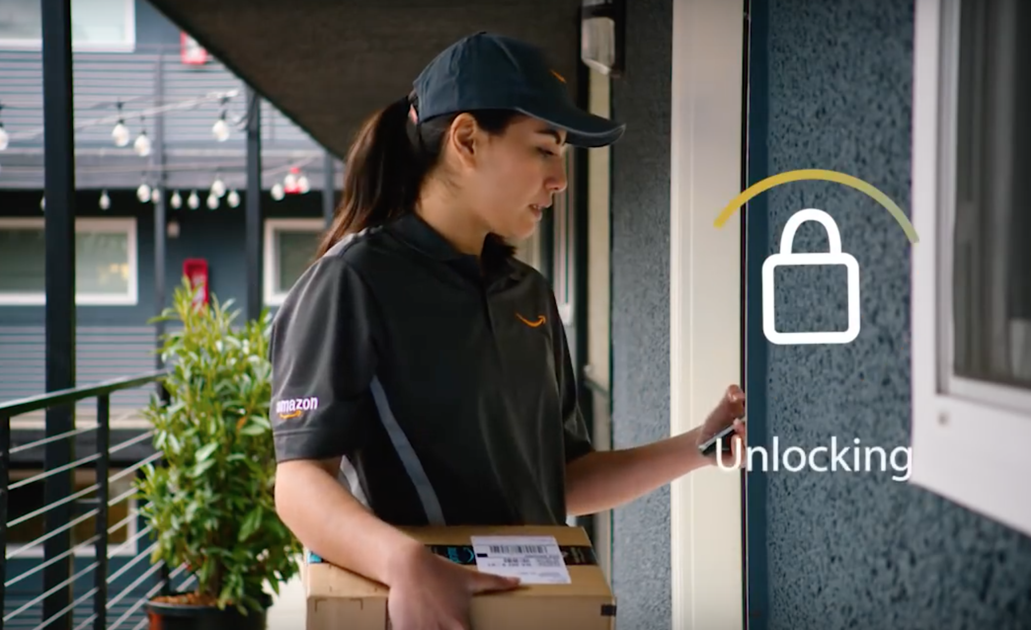 Amazon Key for Prime customers