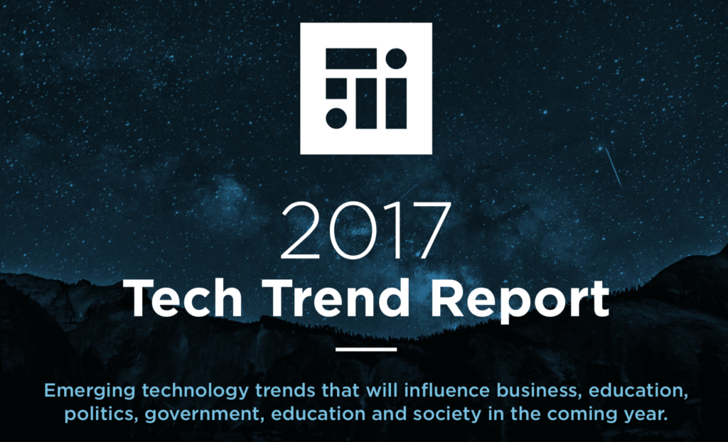Tech Trends 2017 amy Webb