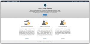 Alexa Business jobb