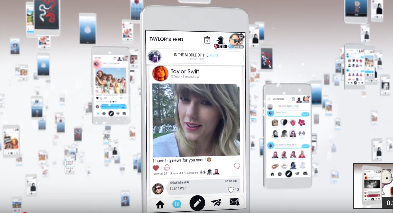 The_Swift_Life Taylor Swift app